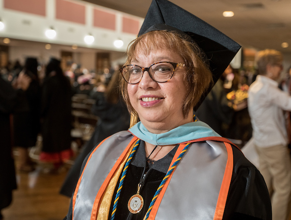 Viola Vela DOCTOR OF EDUCATION