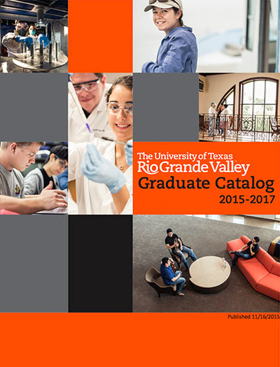 View the 2015-2017 Graduate Catalog