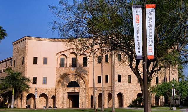 UTRGV Brownsville Library