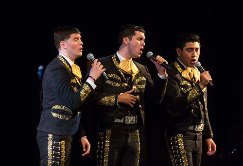award wining high school mariachis