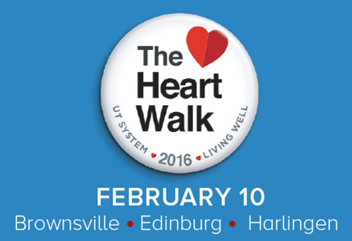 UT System Heart Walk