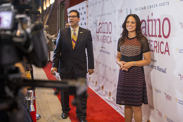 Image of Soledad O'Brien talks voting, Latinos, and which issues are really of interest