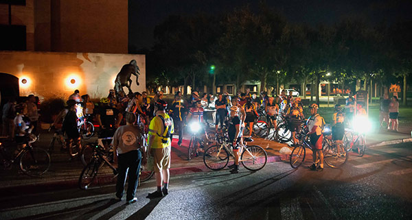 UTRGV Tour de Valley in Edinburg