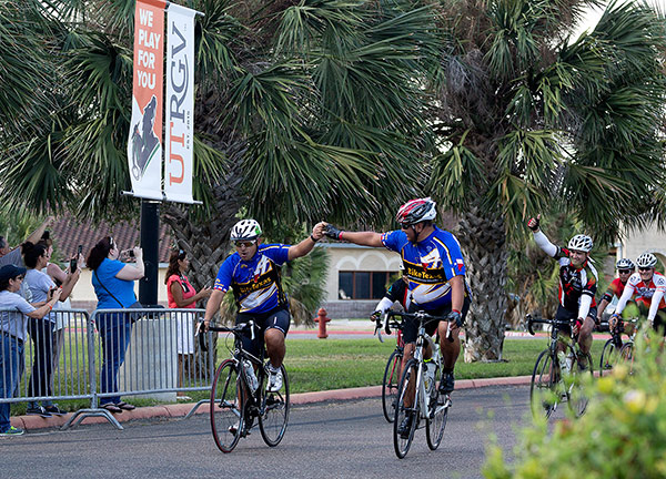 UTRGV Tour de Valley at RAHC