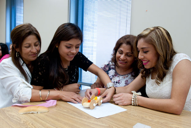 Image of Participants say HESTEC's Latina Day helped empower and encourage