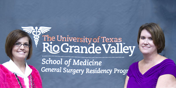 UTRGV medical residency coordinators to present at national conference