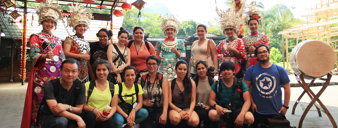 UTRGV photography course took on added dimension as study abroad trip to China