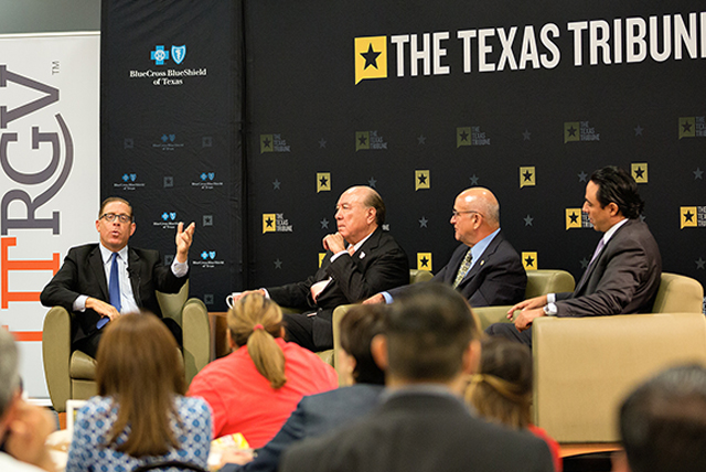 UTRGV hosts The Texas Tribune's conversation with Rio Grande Valley legislators
