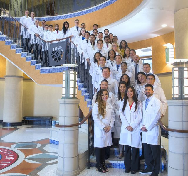 The UTRGV School of Medicine welcomed its second cohort of medical residents.