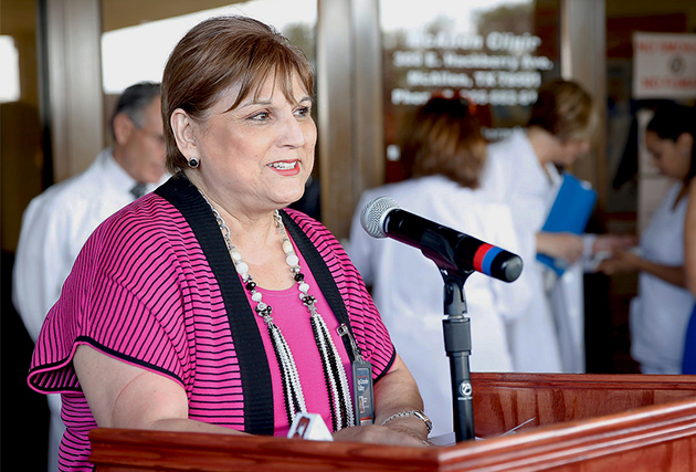 Dr. Carolina Huerta, director of the UTRGV School of Nursing, said that the SON has received full accreditation. It is an achievement that illustrates the high standards the SON maintains