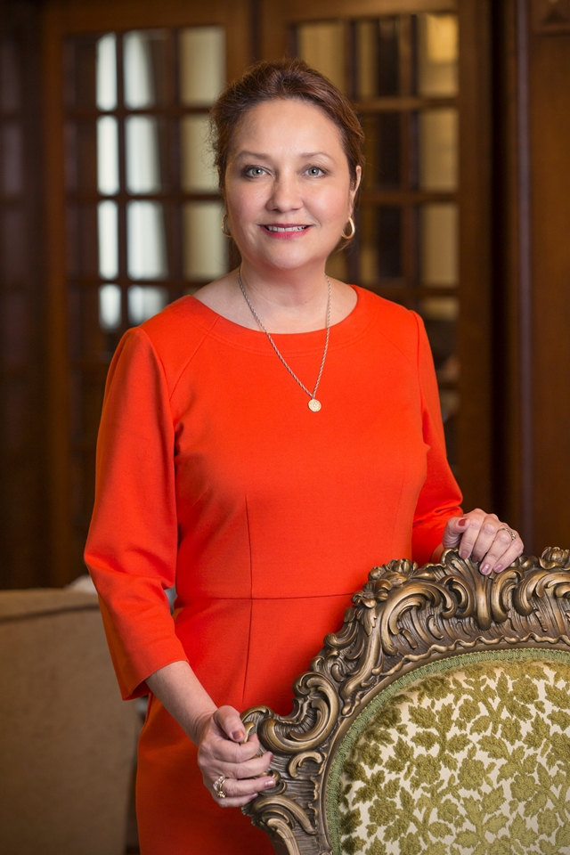Image of Texas First Lady to inaugurate RGV Nonprofit Business Summit