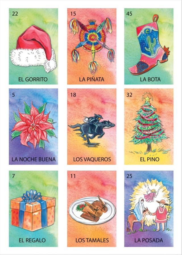 Lotería Card