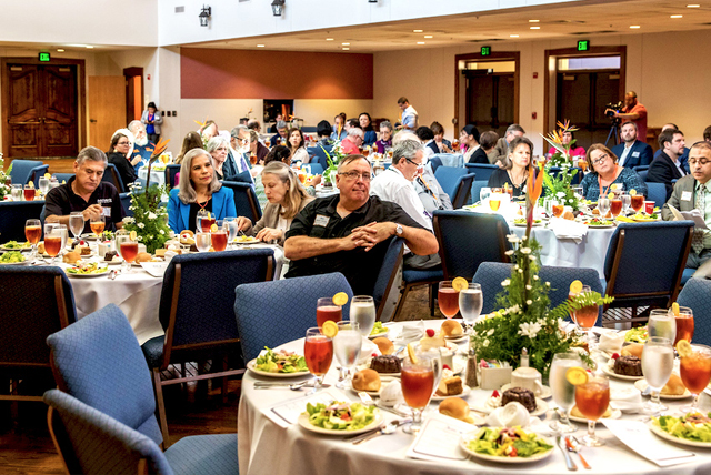 UTRGV ADVANCE Leadership Institute luncheon launches Spring 2017 cohort