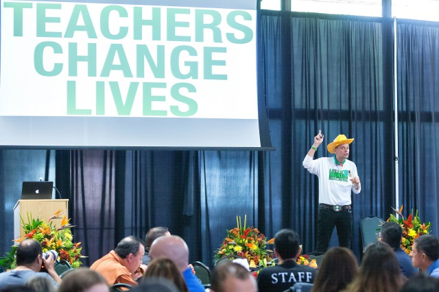 Educator Day events encourage teachers to cultivate students