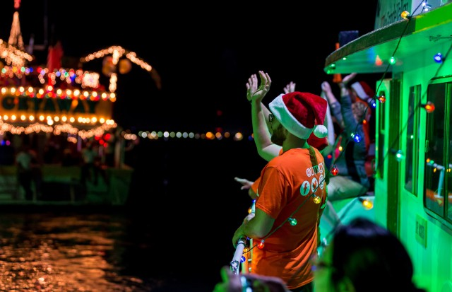 SPI Lighted Boat Parade