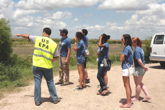 Image of UTRGV med students spend month in the field, engage with underserved population