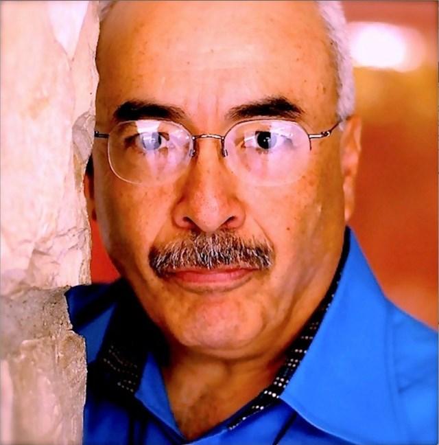 Poet Laureate Juan Felipe Herrera Portrait