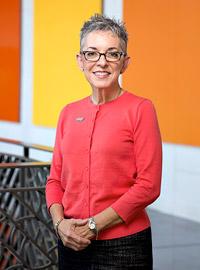 UTRGV Interim Provost Patricia A. McHatton