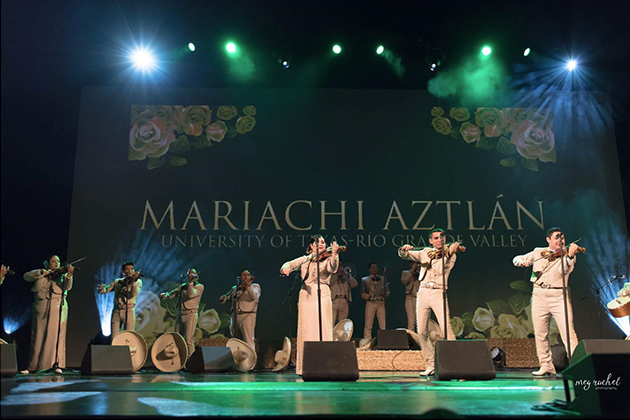 Image of UTRGV's Mariachi Aztlán brings its music to San Diego, Chicago, for Spring Break workshops and performances