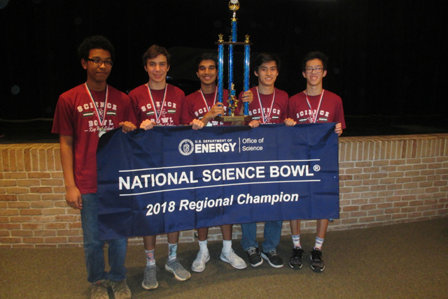 Corpus Christi teams win big at Regional Science Bowl at UTRGV