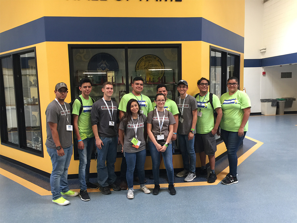 Harlingen, Los Fresnos students back from International Sea Perch Competition