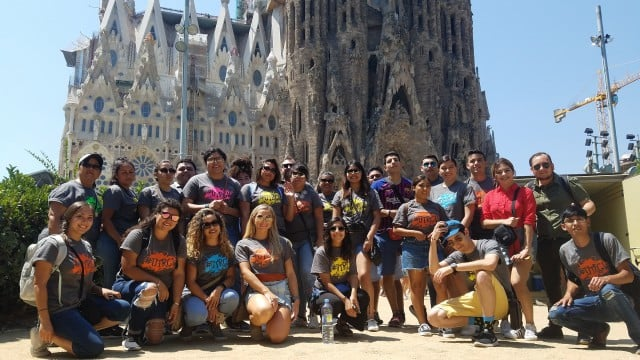 Four classes of UTRGV students took study abroad classes in Spain this summer, focused on immersion in the Spanish language and culture.