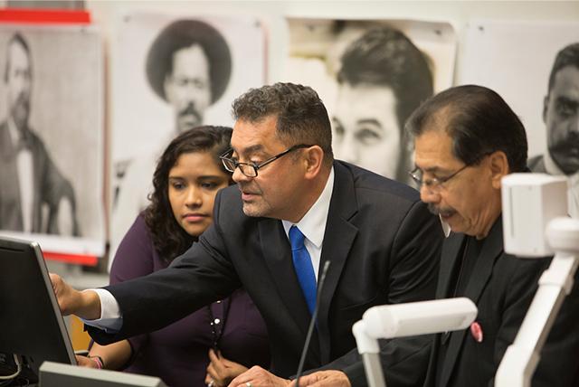 UTRGV | UTRGV Liberal Arts departments host Chicano ...