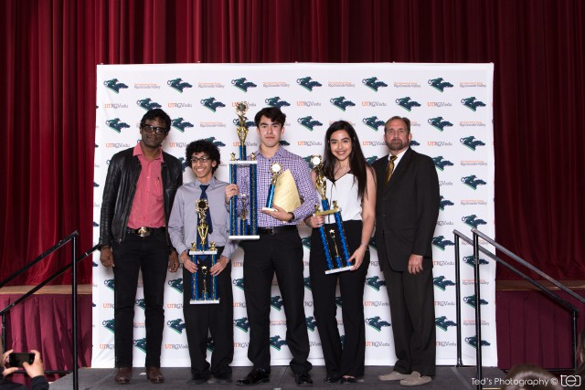 More than 150 students win awards at 58th annual RGV Regional Science and Engineering Fair