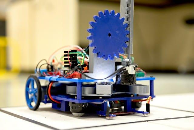 The UTRGV Robot