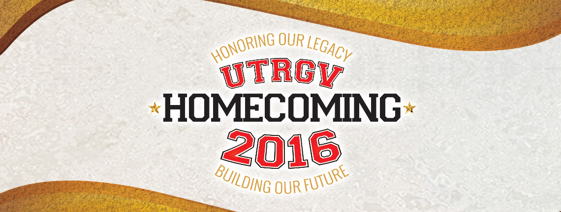 Homecoming 2016: Learn more about our schedule of events here.