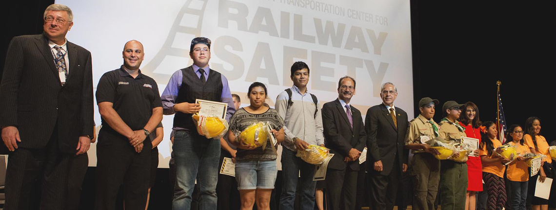 UTRGV 2016 Railway Safety Summer Camps close with competition, ceremony