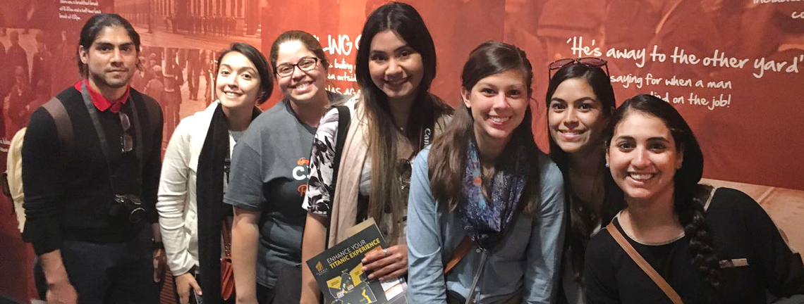 UTRGV study abroad to Ireland offers multi-cultural insights for COMD students