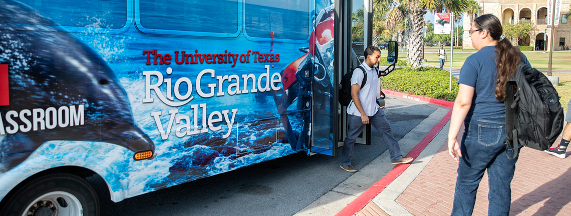 As UTRGV begins second year, UT System notes university's stellar start in historic first year.