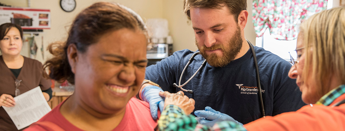 UTRGV School of Medicine awarded $3.75 million to provide healthcare to underserved areas