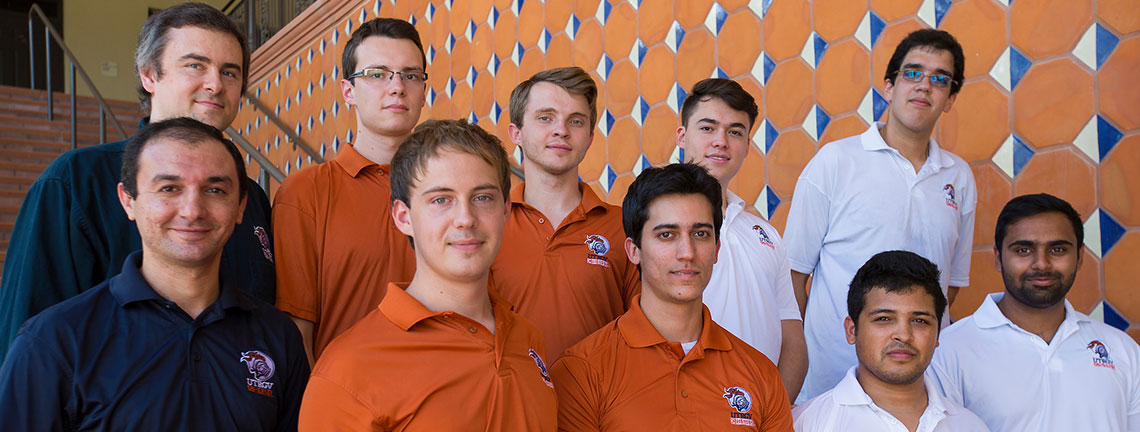 UTRGV chess team