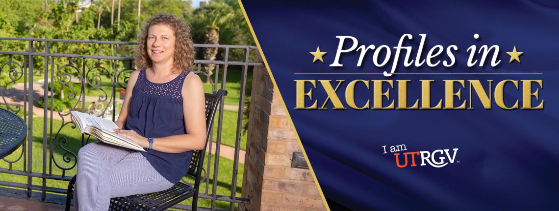 Profiles in Excellence: Kristen Kline