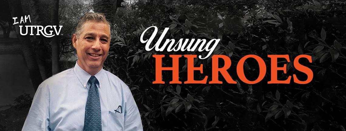 Mario Torres - UTRGV Unsung Hero