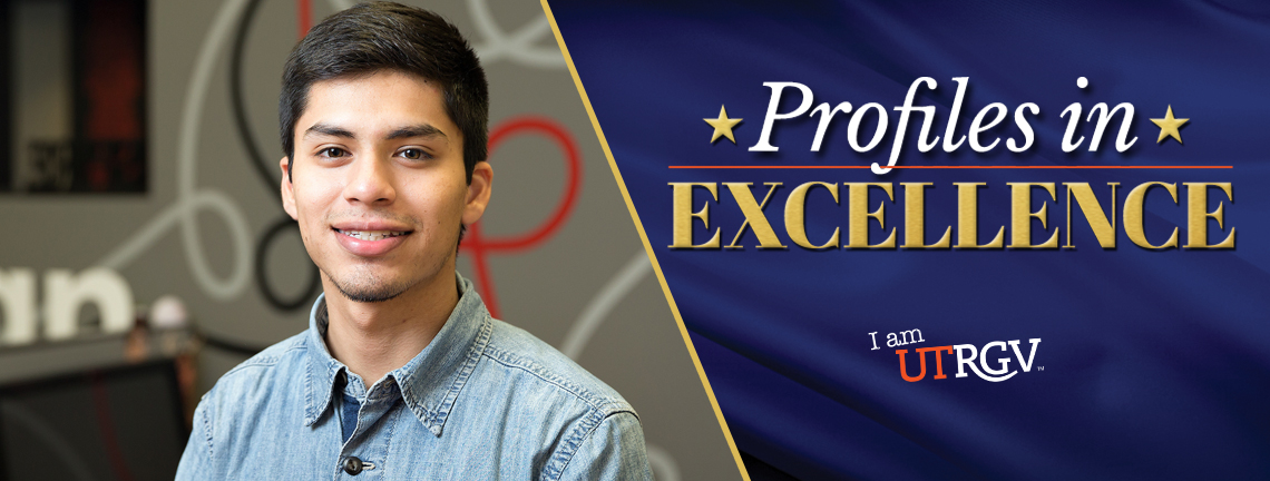 Aaron Rodriguez - Profiles in Excellence