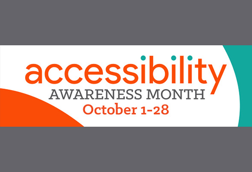 Accessibility Awareness Month