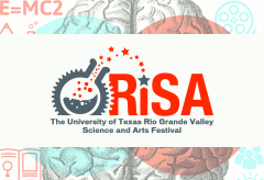 Rio Grande Science and Arts Festival (RiSA) logo