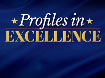 Profiles in Excellence highlights an outstanding student each week