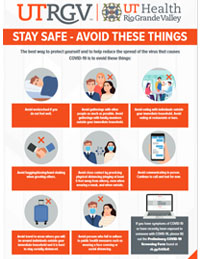Stay Safe - Avoid These Things