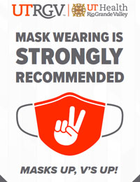 Mask Wearing is Strongly Recommended