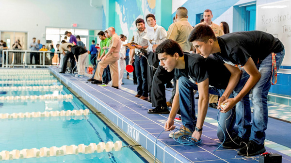 Navy SeaPerch Competition