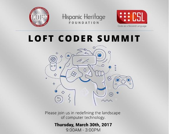 Loft Coder Summit Image