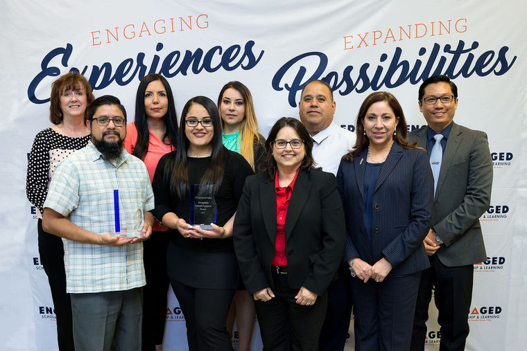 Image of UTRGV honors community partners at awards ceremony