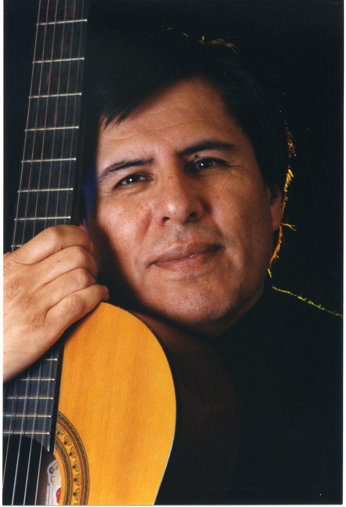 Javier Calderon Portrait