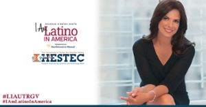 Image of TV anchor Soledad O'Brien bringing 'I am Latino in America' tour to UTRGV's HESTEC