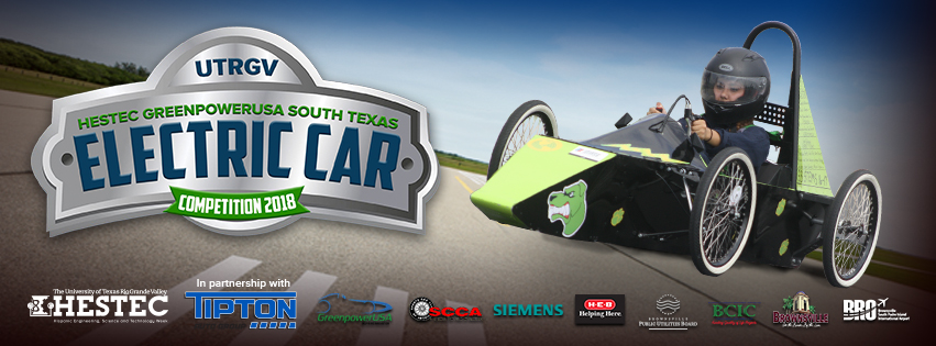 Utrgv Hosts 31 Middle High School Teams For First Greenusa South Texas Electric Car Compeion