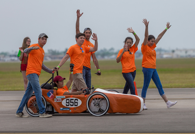 Click here to view the GreenPowerUSA Electric Car Competition Gallery